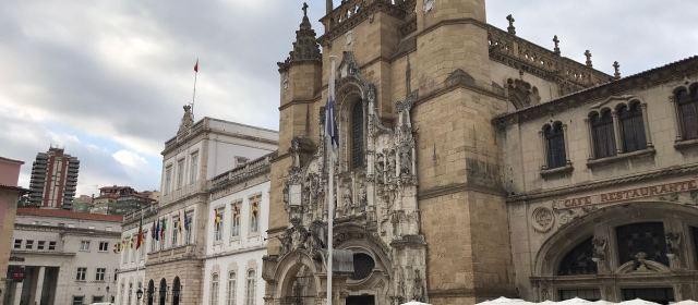 Viagem para Portugal e Espanha da Mariane, Danilo e Pedro
