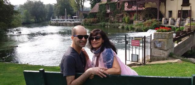 Viagem para a França, Espanha, Holanda e Inglaterra: o roteiro do casal Leandro e Leia