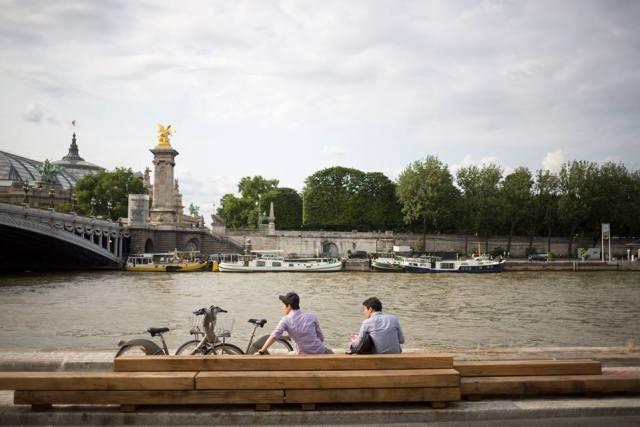 alugar bike em Paris
