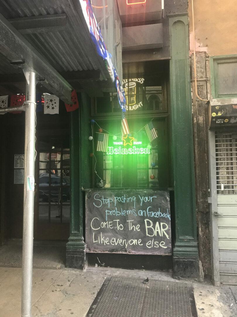 Tem Na Web - Onde beber em Nova York: os lugares mais legais que conhecemos nas viagens pra lá