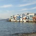 Grécia com crianças: Mykonos, uma ilha toda friendly!