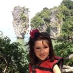 Phuket com crianças: passeio de barco para conhecer a Ilha do James Bond!