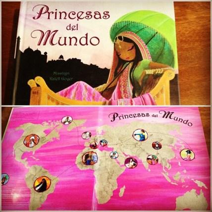 Princesas del Mundo