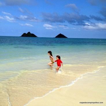 Pimpolhos no Hawaii