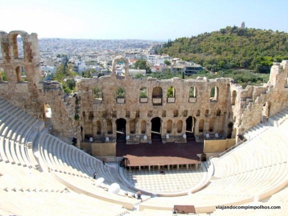 Teatro de Heródes Ática