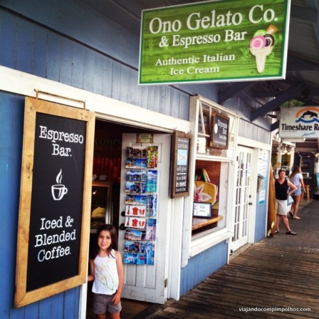 One Gelato Co, Lahaina, Maui