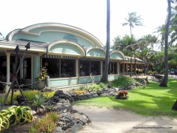 Mama's Fish House, Maui, Havaí