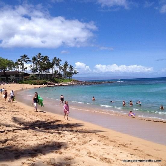 Napili Beach, Maui