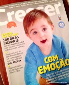 capa revista Crescer maio 2014
