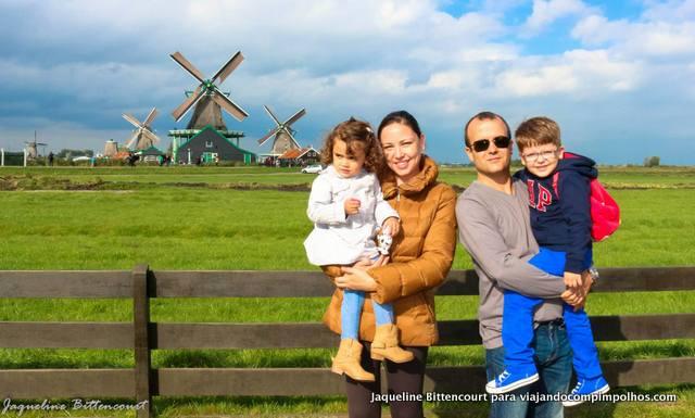 O nosso roteiro em…Londres, Paris e Amsterdam: a viagem da Família Borges pela Europa.