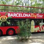 Barcelona com crianças: 2 dias de passeios de ônibus turístico