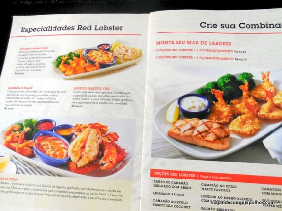 Red Lobster Guarulhos