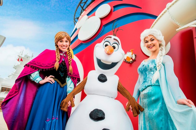 Land of ?Frozen? Coming to Disney Cruise Line in Summer 2015