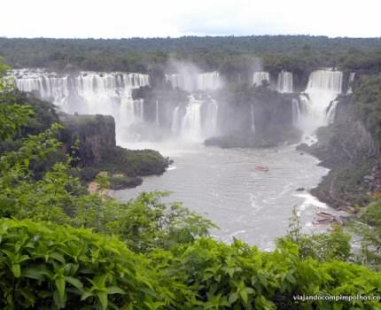 Foz do Iguaçu com crianças: roteiro de 5 dias em família