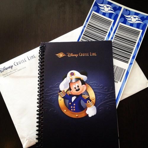 Diário de Bordo da Disney Cruise Line