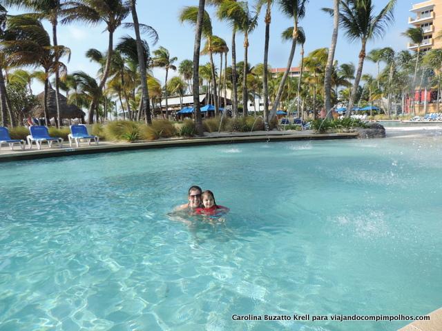 piscina-Radisson-Aruba