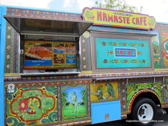 Food Trucks Disney Springs