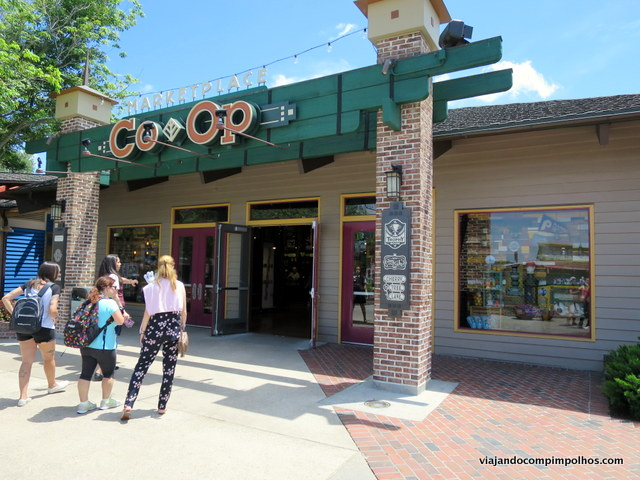 Co-Op Market Place Downtown Disney