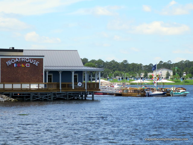 The Boathouse Disney Springs