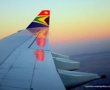 Voando de South African Airways com crianças: uma companhia aérea kids friendly!