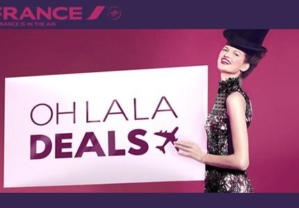Air France e KLM lançam promoções a partir de US$ 559 ida e volta para a Europa!