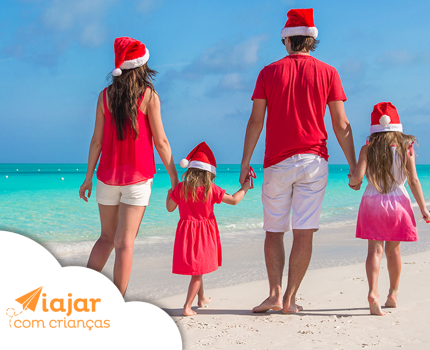 Resorts para passar o Natal em família