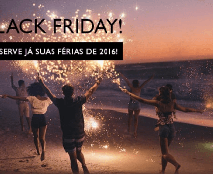 *Cyber Monday* Meliá Hotels continua com 35% off nos resorts no Caribe!