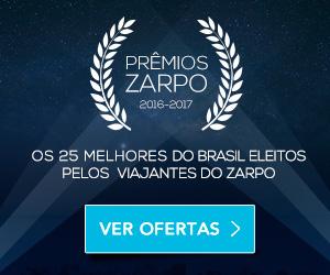 Prêmio Zarpo 2016: os 25 melhores hotéis do Brasil eleitos pelos viajantes!