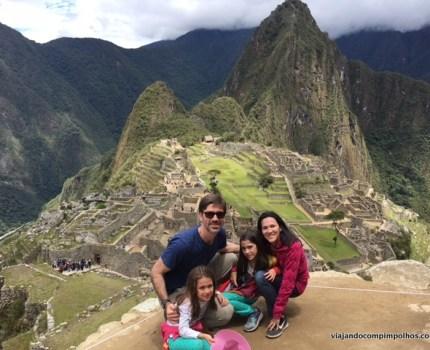 Porque levar as crianças para o Peru?