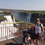 Foz do Iguaçu com bebês e crianças pequenas