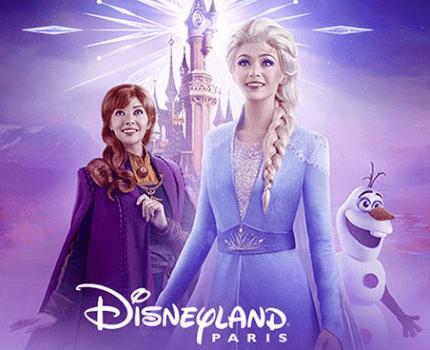 Air France sorteia viagem mágica para 4 pessoas para a Disneyland Paris!