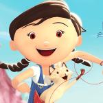 Em fevereiro, a série Diário de Pilar será lançada na Nat Geo Kids.