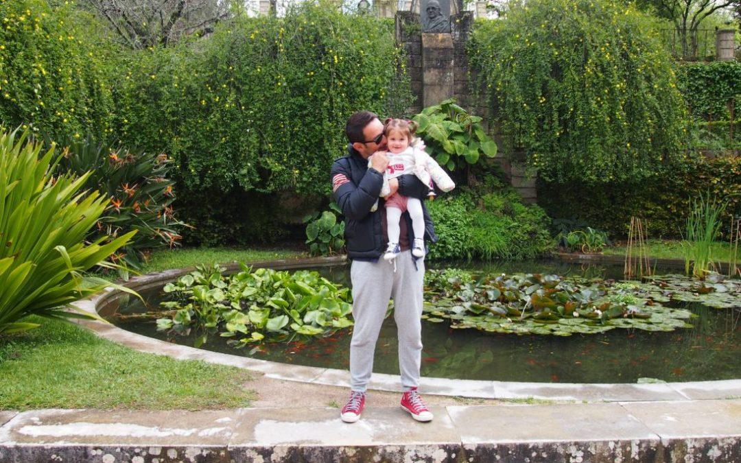 Coimbra con bebé