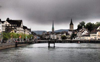 Zurich con bebé en un día