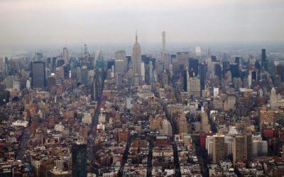 Día 1 en Nueva York con bebé: Distrito Financiero