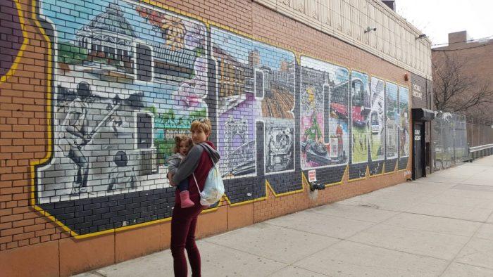 Día 5 en Nueva York con bebé: Tour de contrastes para nuestro último día en la gran manzana