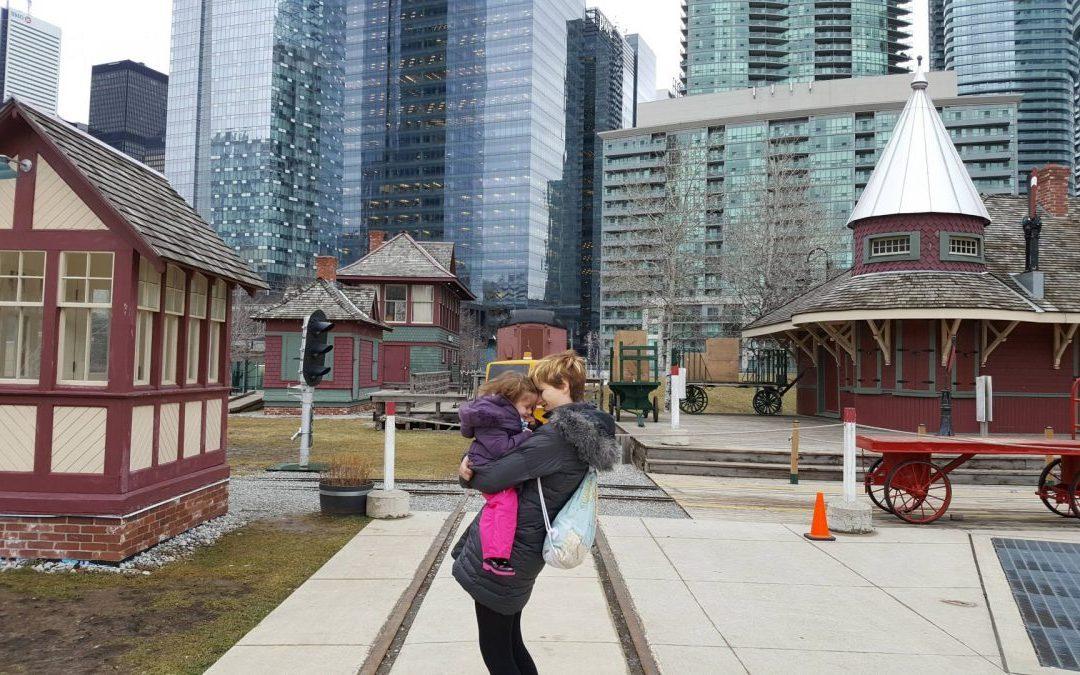 Visitando Toronto con bebé