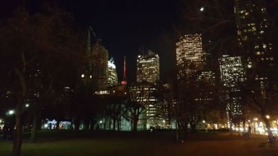 Noche de Toronto