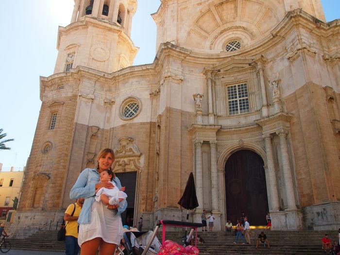 Ruta express por Andalucía con bebé