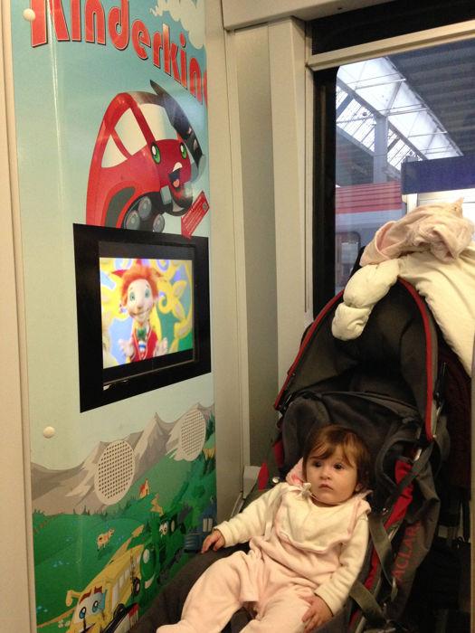 Zona Kids Tren Munich - Salzburgo
