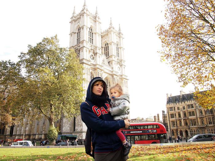 Londres con bebé nuestro itinerario de 4 días