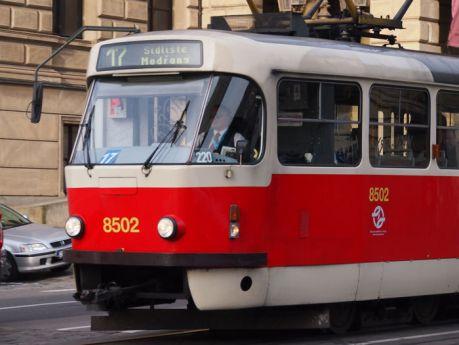 Tranvía Praga