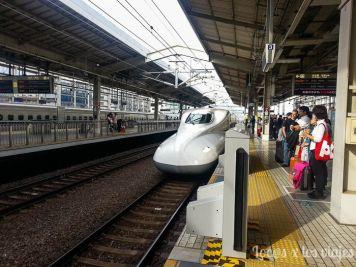 Trenes Japon