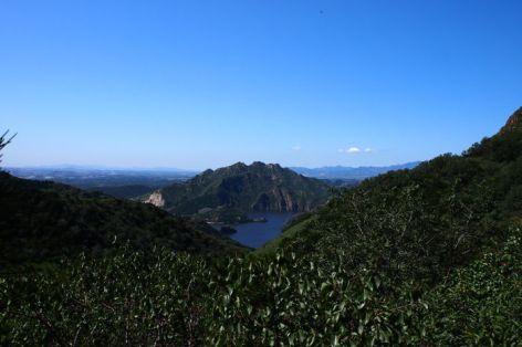 Vistas a la zona de ríos y lagos