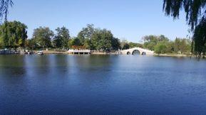 Parque en Shanhaiguan