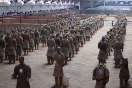 Ejército guerreros de Xi'an