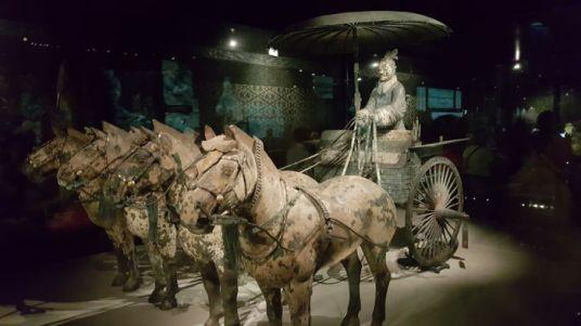 Museo Guerreros de Xi'an
