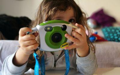 ¿Qué tecnología fotográfica nos acompaña en nuestros viajes con niños?