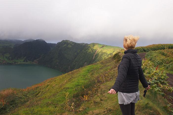 Adiós a la Isla de São Miguel en las Azores, pero volveremos…