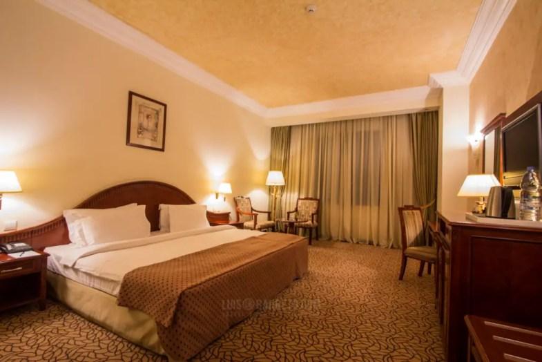 luisbarreto Qatar Hotel 5 estrellas